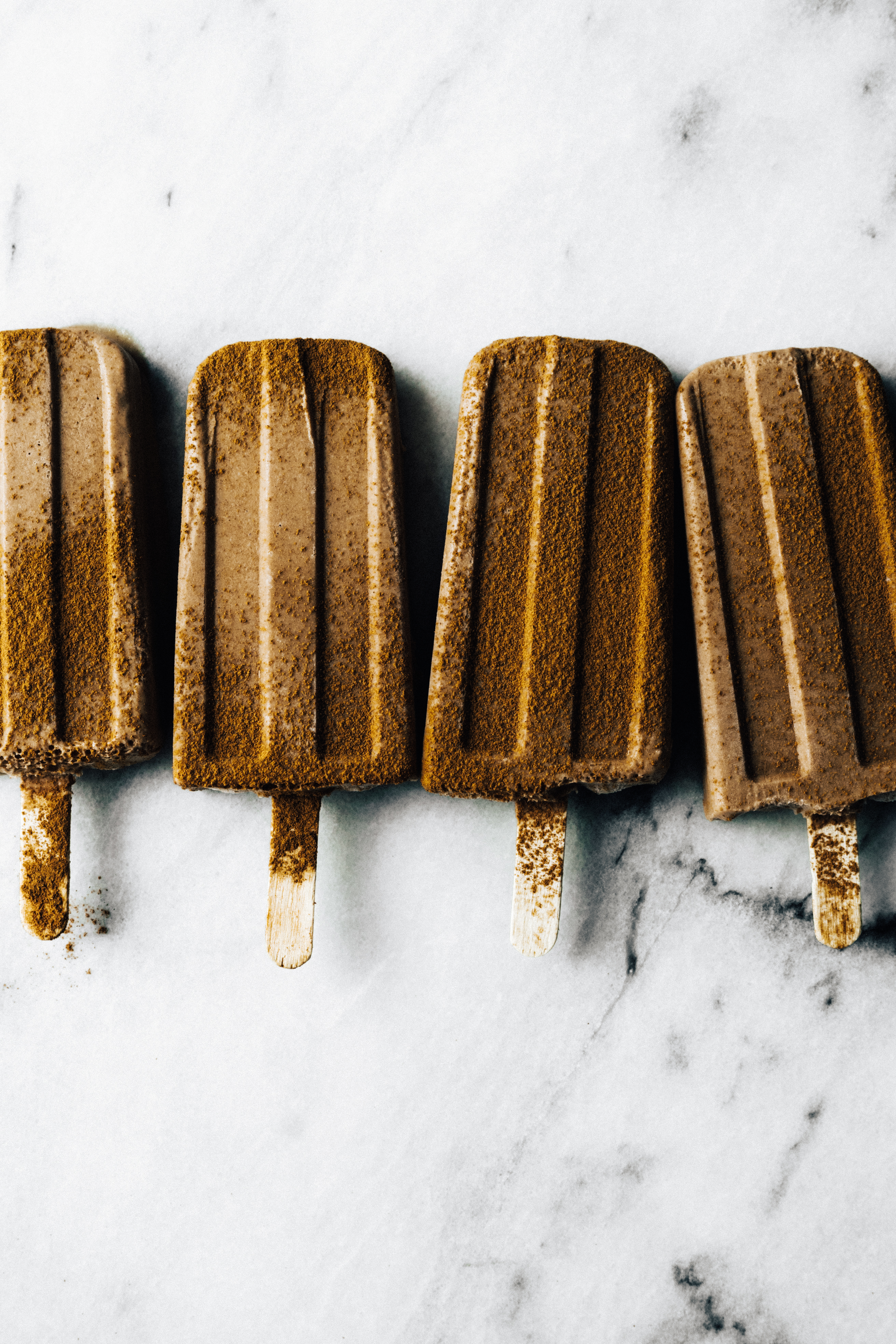 Creamy Chai Pops | TENDING the TABLE